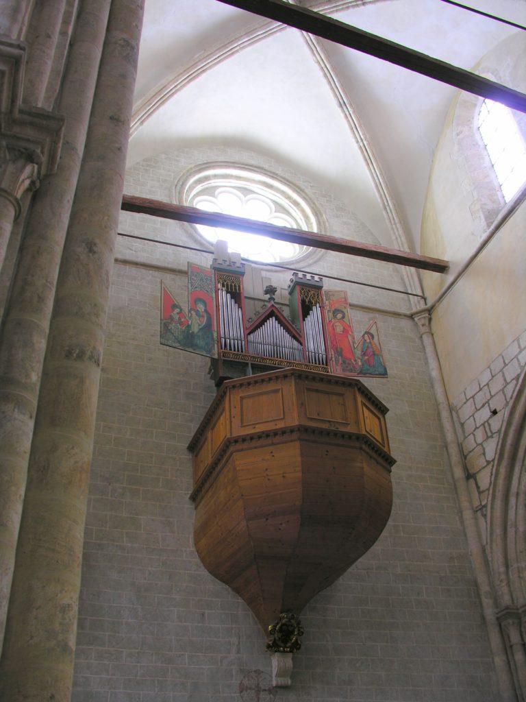 Basilique de Valère - Sion (VS)