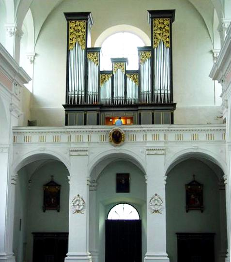 Brig - VS - Kollegiumskirche